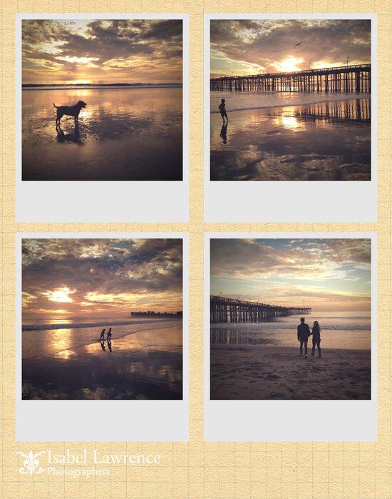 isabellawrence_sunsetcollage